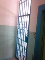 Двери решетчатые за лифт